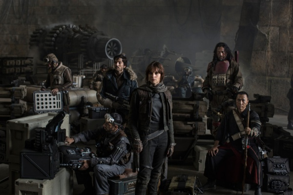 Star Wars Anthology Rogue One Cast