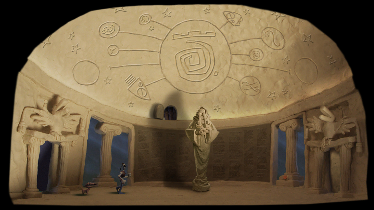 Armikrog - Screenshot 3 (Dec 2014)