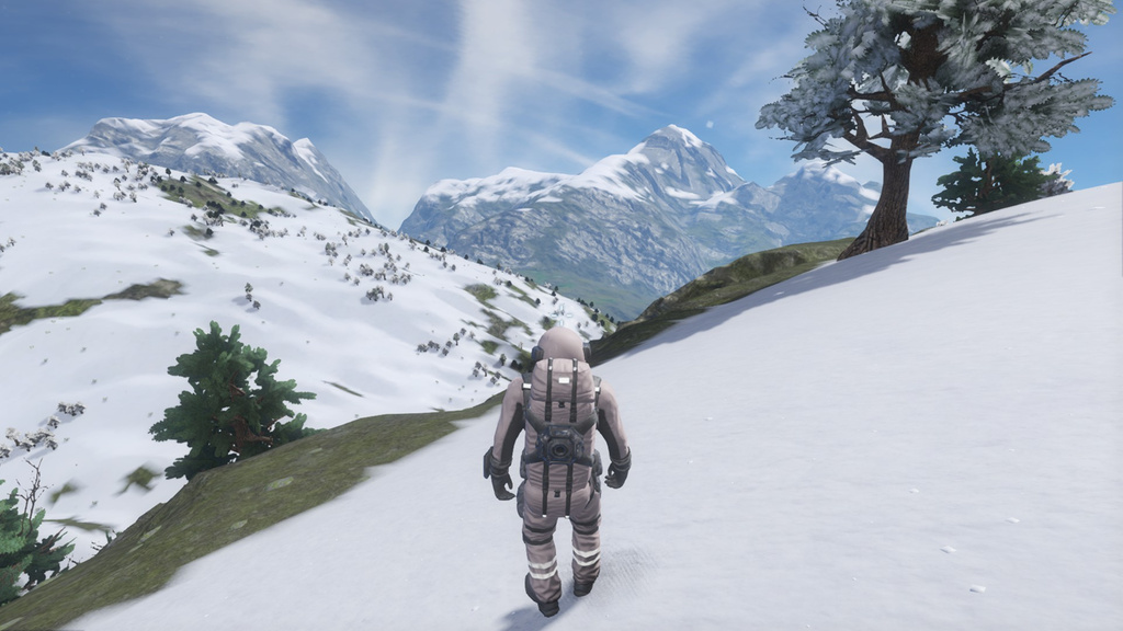 Space Engineers Planet Mountains